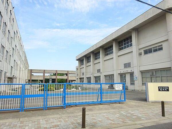市立桜田中学校