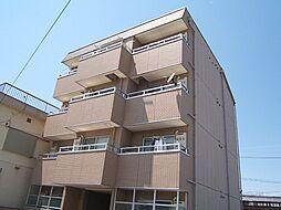 京都府宇治市宇治壱番の賃貸マンションの外観