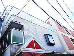 プレアール浜口西[4階]の外観