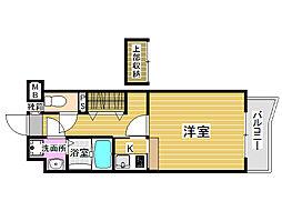 SKコーポ02[3階]の間取り