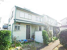 [テラスハウス] 千葉県松戸市西馬橋5丁目 の賃貸【/】の外観