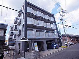 麻亜呂コーポ[2階]の外観