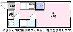デイズ平田[2階]の間取り