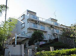 ドミール玉川学園[1階]の外観