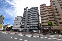 福岡県北九州市小倉北区清水4丁目の賃貸マンションの外観