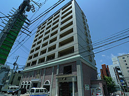 愛媛県松山市二番町1丁目の賃貸マンションの外観