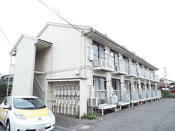 プレジール久安 2階の賃貸【石川県 / 金沢市】