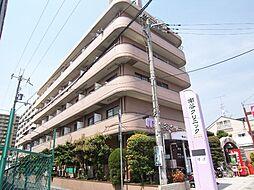 兵庫県伊丹市南本町7丁目の賃貸マンションの外観