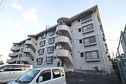 ベリーシャトウオオサン[2階]の外観