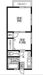 保土ヶ谷駅 5.5万円