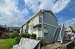 ハイツ藤[1階]の外観