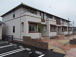プルマージュA・R[2階]の外観