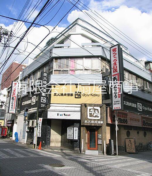 第二福島ビル 3階の賃貸【東京都 / 豊島区】