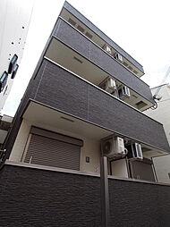 大阪府大阪市西区川口4丁目の賃貸アパートの外観