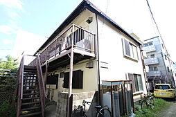 広島県広島市西区楠木町4丁目の賃貸アパートの外観