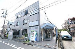 荻野MGレヂデンス2[3階]の外観