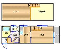 崇福寺駅 4.5万円
