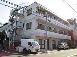 東京都江戸川区東小岩6の賃貸マンションの外観