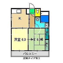 SK&N[2階]の間取り