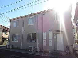 神奈川県横浜市神奈川区西神奈川3の賃貸アパートの外観