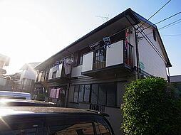 千葉県我孫子市中峠台の賃貸アパートの外観