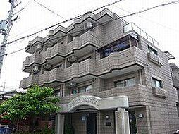 京都府京都市右京区梅津中倉町の賃貸マンションの外観