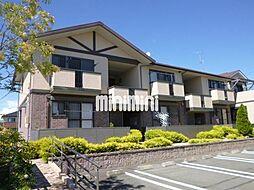 静岡県浜松市中区西浅田2丁目の賃貸アパートの外観