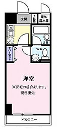 千葉県千葉市緑区おゆみ野3丁目の賃貸マンションの間取り
