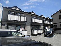 兵庫県神戸市東灘区深江北町2丁目の賃貸アパートの外観