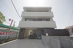 エスポワール瓢箪山[2階]の外観