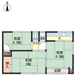 塩釜駅 3.5万円