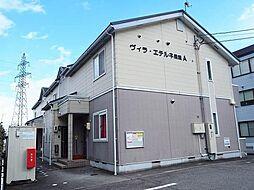富山県富山市黒瀬の賃貸アパートの外観