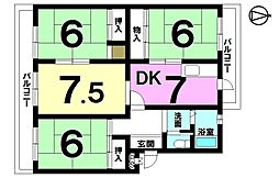 Aマンション 17号棟