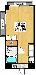 ミブル30[3階]の間取り