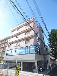 京都府京都市下京区西七条東八反田町の賃貸マンションの外観