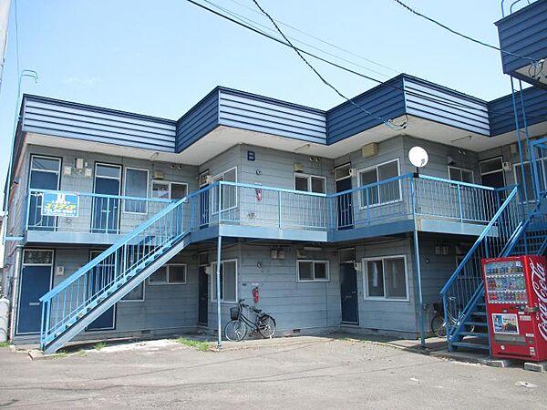 オリス山下B 2階の賃貸【北海道 / 北見市】