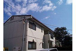 京都府京都市南区吉祥院西ノ茶屋町の賃貸アパートの外観