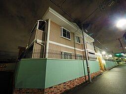 兵庫県尼崎市南塚口町8丁目の賃貸アパートの外観