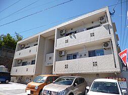 鹿児島県鹿児島市西坂元町の賃貸マンションの外観