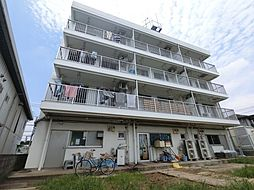 千葉県四街道市物井の賃貸マンションの外観