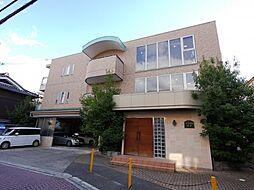 大阪府茨木市本町の賃貸マンションの外観