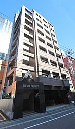 家具・家電付きピュアドームヴィアーレ博多[4階]の外観