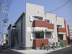 クレフラスト苦竹駅東[2階]の外観