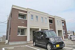 仙台空港鉄道 美田園駅 徒歩6分の賃貸アパート