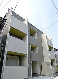 サフィール(tateru)[1階]の外観