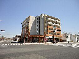 福岡県北九州市若松区ひびきの南2丁目の賃貸マンションの外観