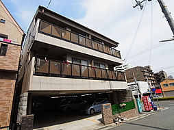 兵庫県神戸市兵庫区上沢通8丁目の賃貸マンションの外観