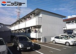 安田学研会館 中棟1[2階]の外観