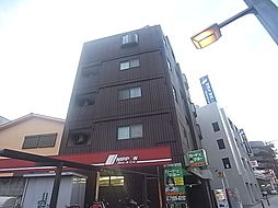 明原マンション森田[2階]の外観