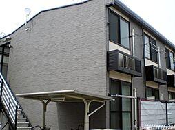 大阪府大阪市東淀川区豊里2丁目の賃貸アパートの外観